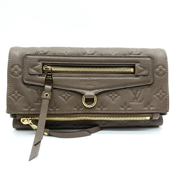 6a9099c290c1 Louis Vuitton Handbags - Louis Vuitton Petillante Clutch Monogram Empreinte